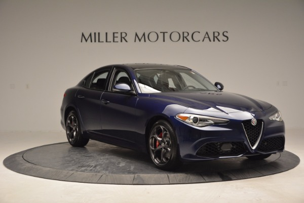 New 2017 Alfa Romeo Giulia Ti for sale Sold at Pagani of Greenwich in Greenwich CT 06830 11