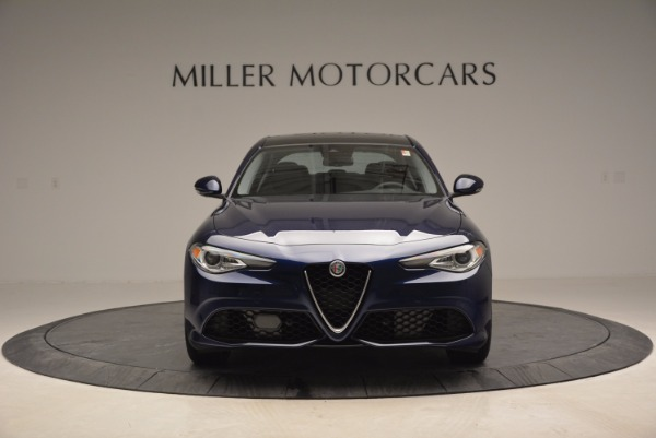 New 2017 Alfa Romeo Giulia Ti for sale Sold at Pagani of Greenwich in Greenwich CT 06830 12