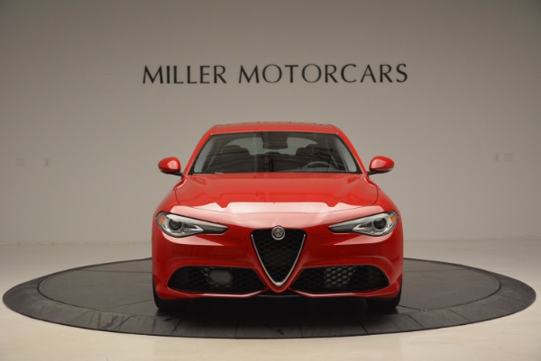 New 2017 Alfa Romeo Giulia for sale Sold at Pagani of Greenwich in Greenwich CT 06830 12