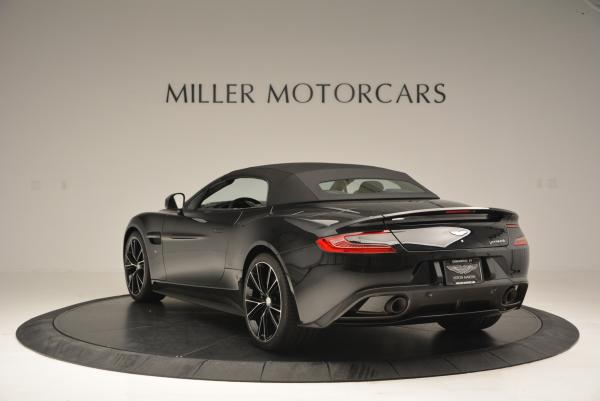 New 2016 Aston Martin Vanquish Volante for sale Sold at Pagani of Greenwich in Greenwich CT 06830 17