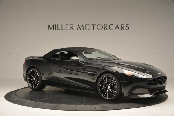 New 2016 Aston Martin Vanquish Volante for sale Sold at Pagani of Greenwich in Greenwich CT 06830 22