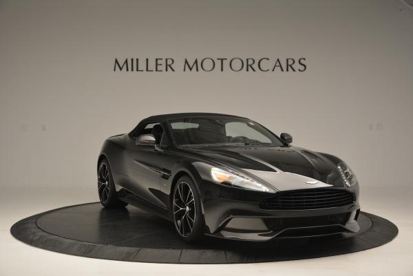 New 2016 Aston Martin Vanquish Volante for sale Sold at Pagani of Greenwich in Greenwich CT 06830 23
