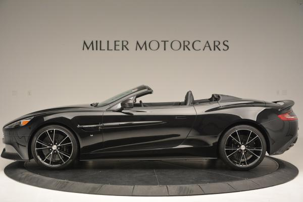 New 2016 Aston Martin Vanquish Volante for sale Sold at Pagani of Greenwich in Greenwich CT 06830 3
