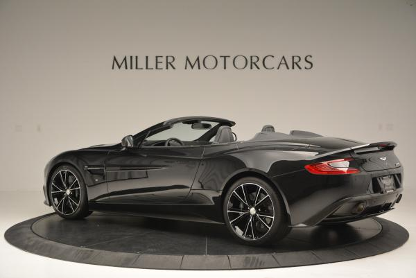 New 2016 Aston Martin Vanquish Volante for sale Sold at Pagani of Greenwich in Greenwich CT 06830 4