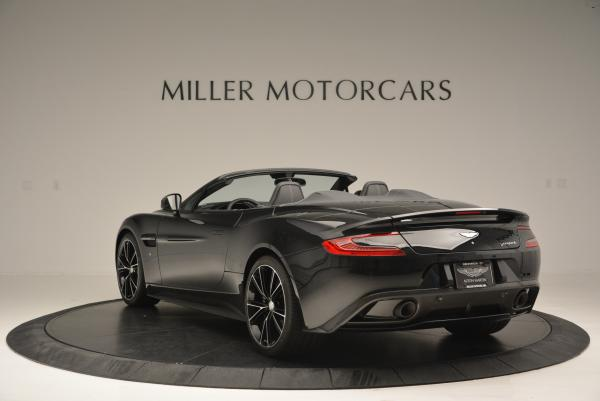 New 2016 Aston Martin Vanquish Volante for sale Sold at Pagani of Greenwich in Greenwich CT 06830 5