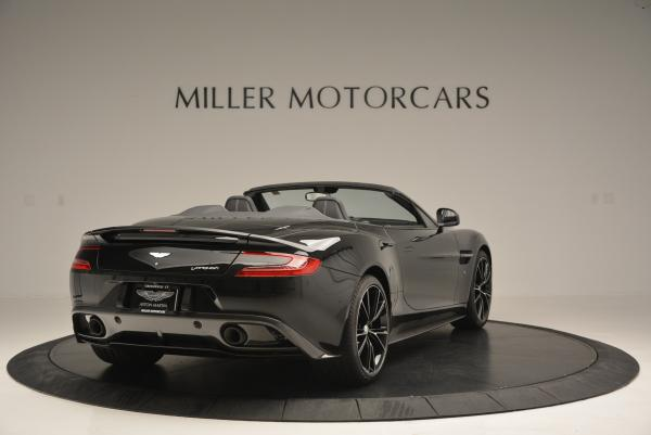 New 2016 Aston Martin Vanquish Volante for sale Sold at Pagani of Greenwich in Greenwich CT 06830 7