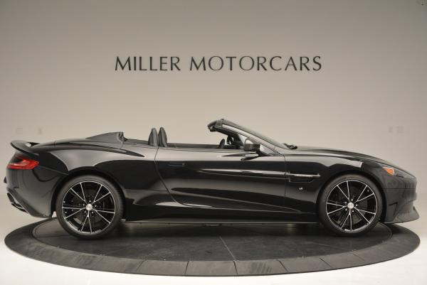 New 2016 Aston Martin Vanquish Volante for sale Sold at Pagani of Greenwich in Greenwich CT 06830 9