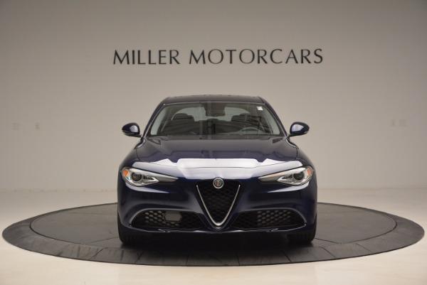 New 2017 Alfa Romeo Giulia for sale Sold at Pagani of Greenwich in Greenwich CT 06830 12