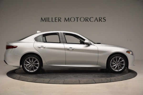 New 2017 Alfa Romeo Giulia Q4 for sale Sold at Pagani of Greenwich in Greenwich CT 06830 23