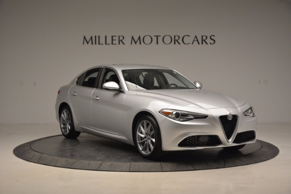 New 2017 Alfa Romeo Giulia Q4 for sale Sold at Pagani of Greenwich in Greenwich CT 06830 25