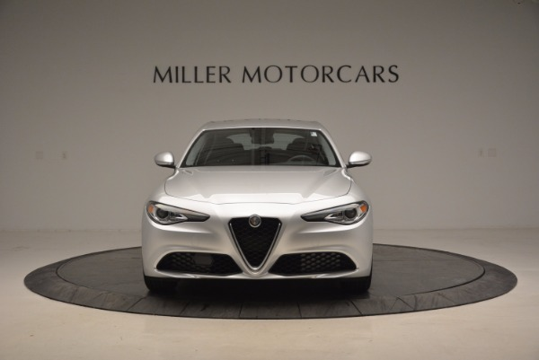 New 2017 Alfa Romeo Giulia Q4 for sale Sold at Pagani of Greenwich in Greenwich CT 06830 26