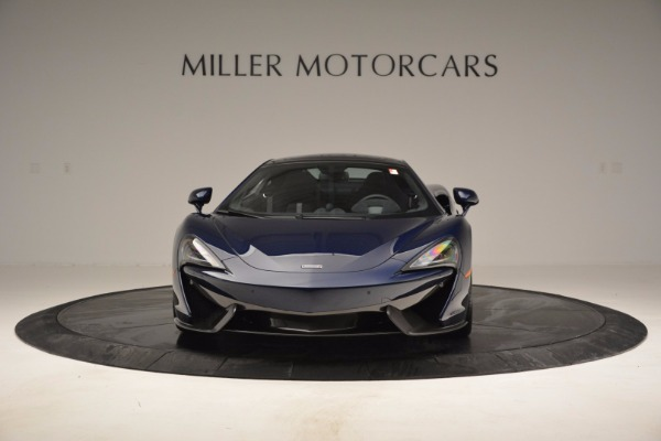 New 2017 McLaren 570GT for sale Sold at Pagani of Greenwich in Greenwich CT 06830 12