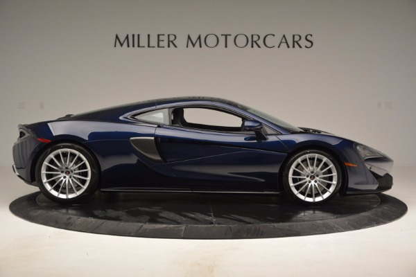 New 2017 McLaren 570GT for sale Sold at Pagani of Greenwich in Greenwich CT 06830 9