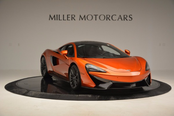 Used 2017 McLaren 570GT Coupe for sale Sold at Pagani of Greenwich in Greenwich CT 06830 11