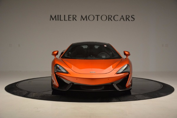 Used 2017 McLaren 570GT Coupe for sale Sold at Pagani of Greenwich in Greenwich CT 06830 12