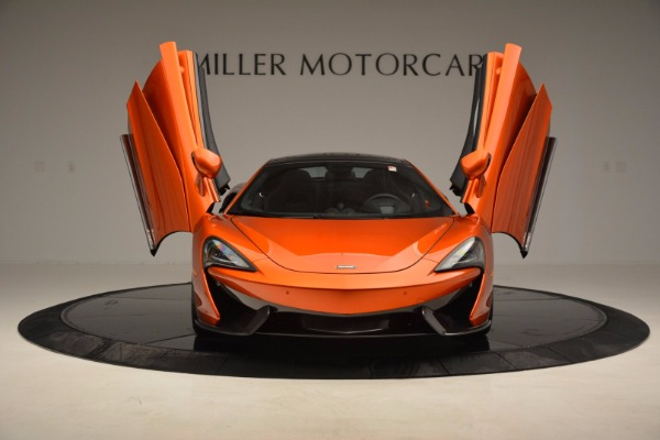 Used 2017 McLaren 570GT Coupe for sale Sold at Pagani of Greenwich in Greenwich CT 06830 13
