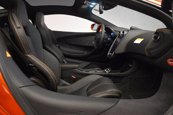 New 2017 McLaren 570GT for sale Sold at Pagani of Greenwich in Greenwich CT 06830 18
