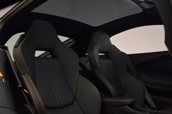 New 2017 McLaren 570GT for sale Sold at Pagani of Greenwich in Greenwich CT 06830 19