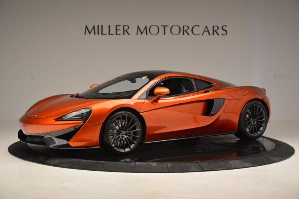 Used 2017 McLaren 570GT Coupe for sale Sold at Pagani of Greenwich in Greenwich CT 06830 2