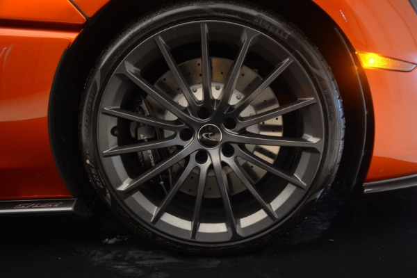 Used 2017 McLaren 570GT Coupe for sale Sold at Pagani of Greenwich in Greenwich CT 06830 21
