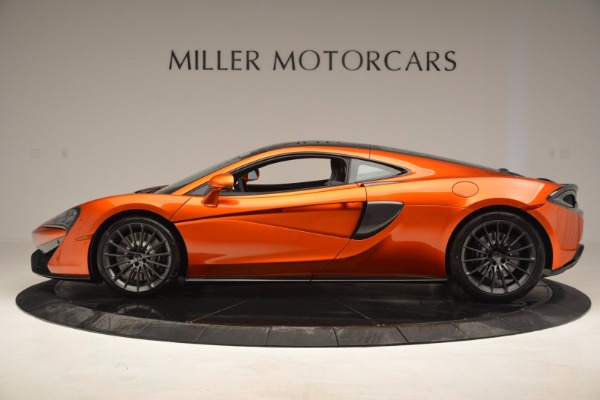 Used 2017 McLaren 570GT Coupe for sale Sold at Pagani of Greenwich in Greenwich CT 06830 3