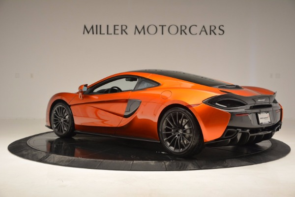 Used 2017 McLaren 570GT Coupe for sale Sold at Pagani of Greenwich in Greenwich CT 06830 4
