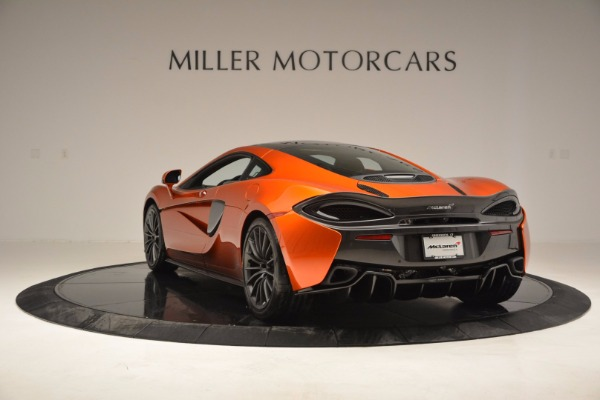 Used 2017 McLaren 570GT Coupe for sale Sold at Pagani of Greenwich in Greenwich CT 06830 5