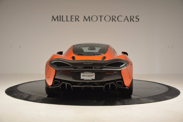 New 2017 McLaren 570GT for sale Sold at Pagani of Greenwich in Greenwich CT 06830 6