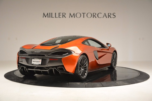 New 2017 McLaren 570GT for sale Sold at Pagani of Greenwich in Greenwich CT 06830 7