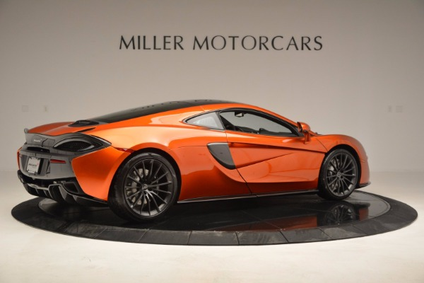 New 2017 McLaren 570GT for sale Sold at Pagani of Greenwich in Greenwich CT 06830 8