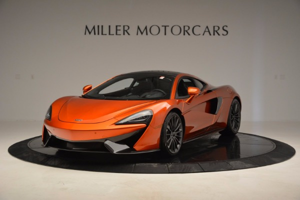 Used 2017 McLaren 570GT Coupe for sale Sold at Pagani of Greenwich in Greenwich CT 06830 1