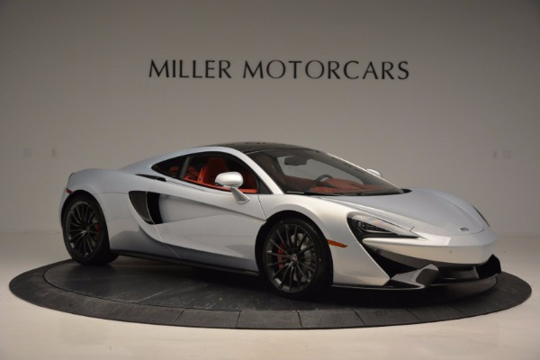 Used 2017 McLaren 570GT for sale Sold at Pagani of Greenwich in Greenwich CT 06830 10