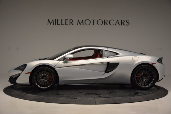 Used 2017 McLaren 570GT for sale Sold at Pagani of Greenwich in Greenwich CT 06830 3