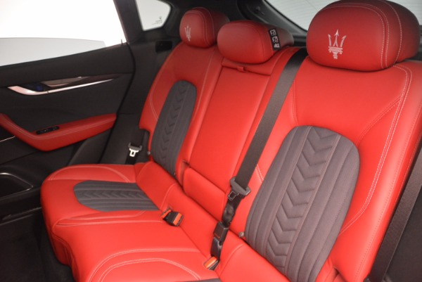New 2017 Maserati Levante S Zegna Edition for sale Sold at Pagani of Greenwich in Greenwich CT 06830 19