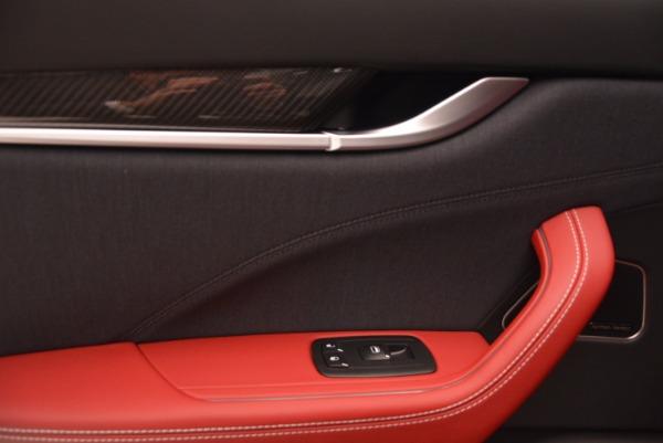 New 2017 Maserati Levante S Zegna Edition for sale Sold at Pagani of Greenwich in Greenwich CT 06830 22
