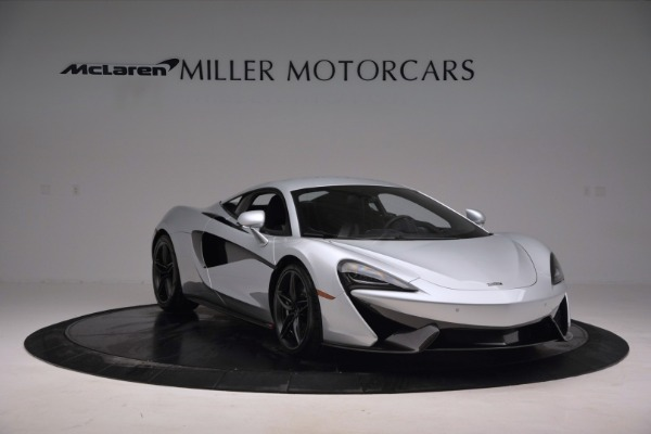 Used 2017 McLaren 570S Coupe for sale $149,900 at Pagani of Greenwich in Greenwich CT 06830 11