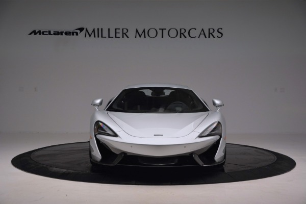 Used 2017 McLaren 570S Coupe for sale $149,900 at Pagani of Greenwich in Greenwich CT 06830 12