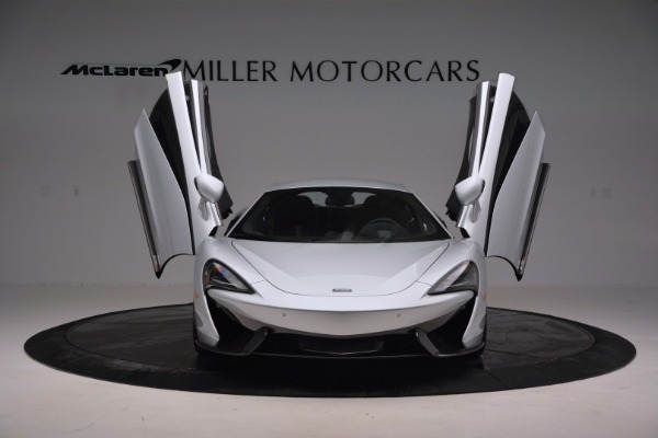 Used 2017 McLaren 570S Coupe for sale $149,900 at Pagani of Greenwich in Greenwich CT 06830 13