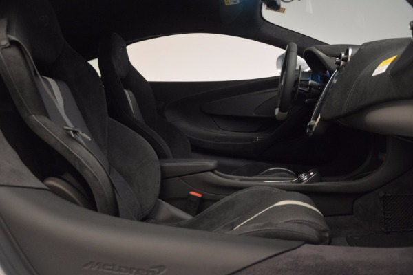 Used 2017 McLaren 570S Coupe for sale $149,900 at Pagani of Greenwich in Greenwich CT 06830 19