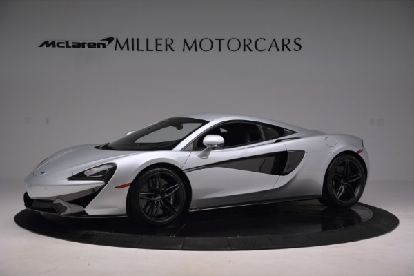 Used 2017 McLaren 570S Coupe for sale $149,900 at Pagani of Greenwich in Greenwich CT 06830 2