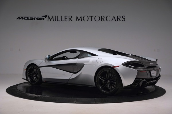 Used 2017 McLaren 570S Coupe for sale $149,900 at Pagani of Greenwich in Greenwich CT 06830 4