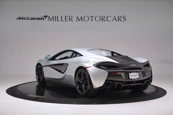 Used 2017 McLaren 570S Coupe for sale $149,900 at Pagani of Greenwich in Greenwich CT 06830 5
