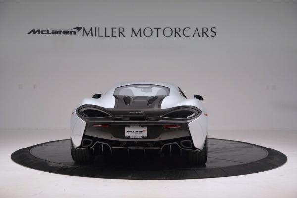 Used 2017 McLaren 570S Coupe for sale $149,900 at Pagani of Greenwich in Greenwich CT 06830 6