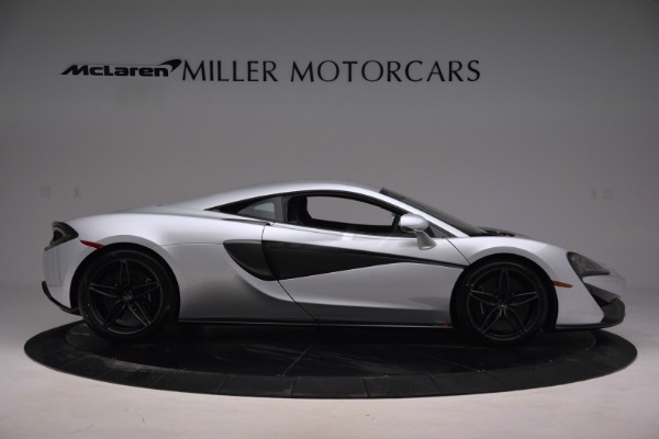 Used 2017 McLaren 570S for sale Sold at Pagani of Greenwich in Greenwich CT 06830 9