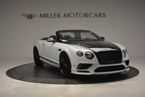 New 2018 Bentley Continental GT Supersports Convertible for sale Sold at Pagani of Greenwich in Greenwich CT 06830 11