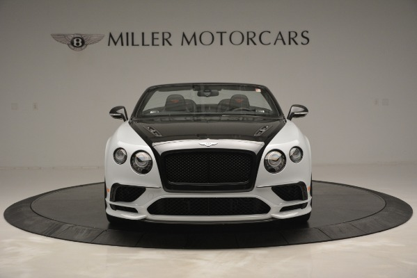 New 2018 Bentley Continental GT Supersports Convertible for sale Sold at Pagani of Greenwich in Greenwich CT 06830 12