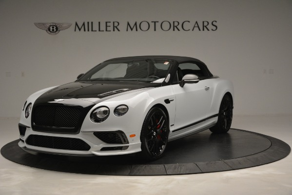 New 2018 Bentley Continental GT Supersports Convertible for sale Sold at Pagani of Greenwich in Greenwich CT 06830 13