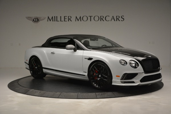 New 2018 Bentley Continental GT Supersports Convertible for sale Sold at Pagani of Greenwich in Greenwich CT 06830 16