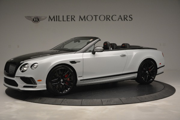 New 2018 Bentley Continental GT Supersports Convertible for sale Sold at Pagani of Greenwich in Greenwich CT 06830 2