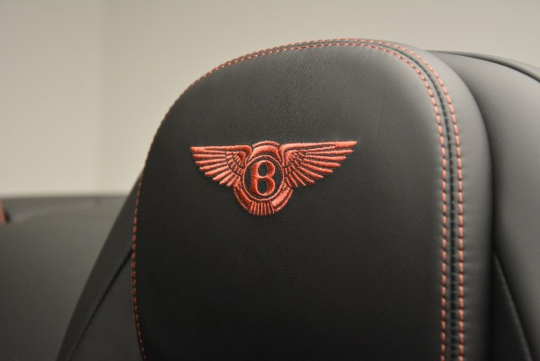 New 2018 Bentley Continental GT Supersports Convertible for sale Sold at Pagani of Greenwich in Greenwich CT 06830 24